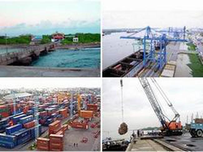 Quy hoạch nhóm cảng biển Đồng bằng sông Cửu Long đến 2020