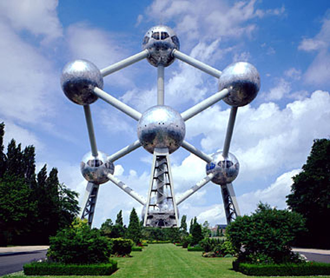 Những công trình kiến trúc kỳ lạ nhất thế giới