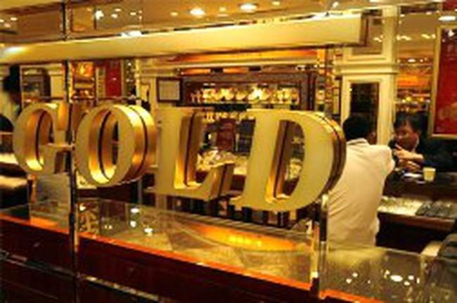 Giá vàng trong nước lại cao hơn thế giới
