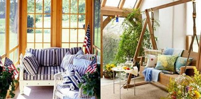 Những mái hiên đẹp cho không gian nhà bạn