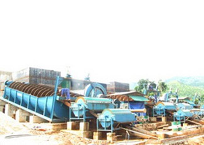 HPG: Nhà máy Minh Sơn cho ra lò những sản phẩm tinh quặng đầu tiên