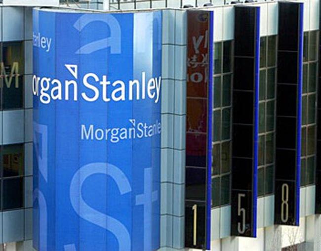 """Tháng 9/2008, Morgan Stanley đã bên """"bờ vực"""" nếu không vay được tiền từ Fed"""