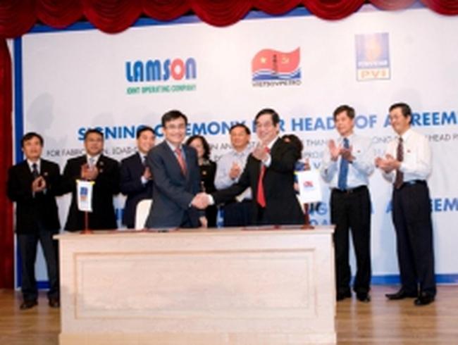 PVI Insurance ký hợp đồng bảo hiểm với Vietsopetro trị giá 5 tỷ USD/năm