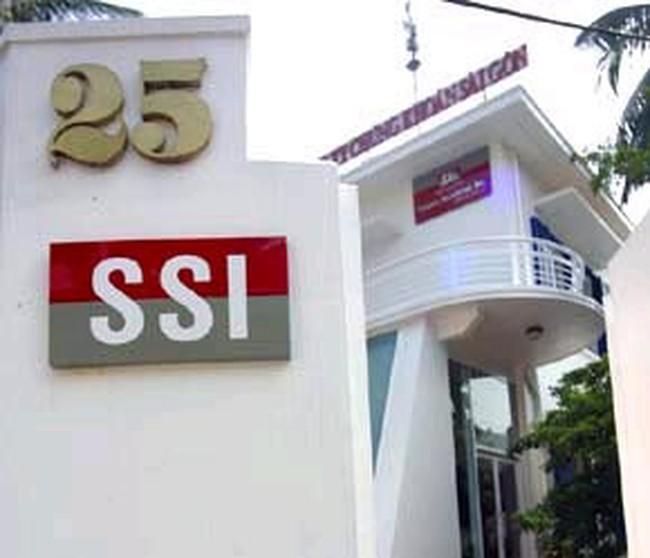 Khối ngoại tăng cường tỷ lệ sở hữu tại SSI