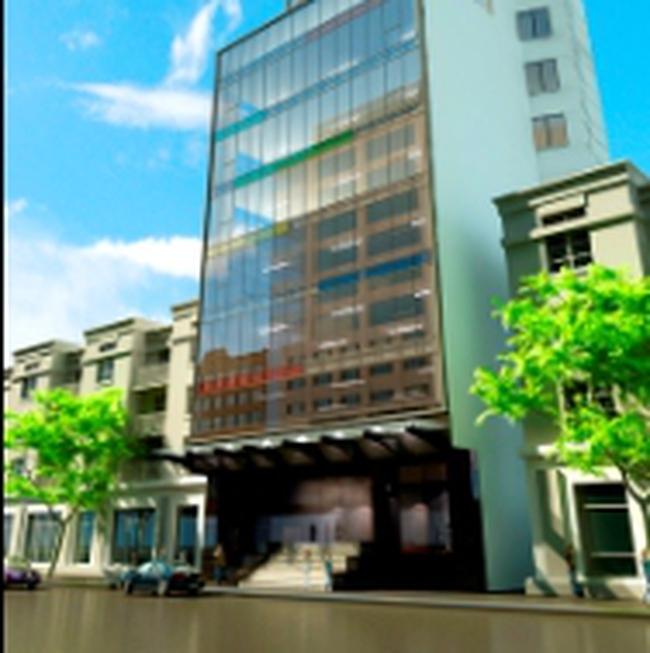 Savills tiếp thị độc quyền dự án DC Building tại Đội Cấn