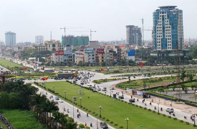 """Hà Nội: """"Khát"""" vốn đầu tư phát triển hạ tầng đô thị"""