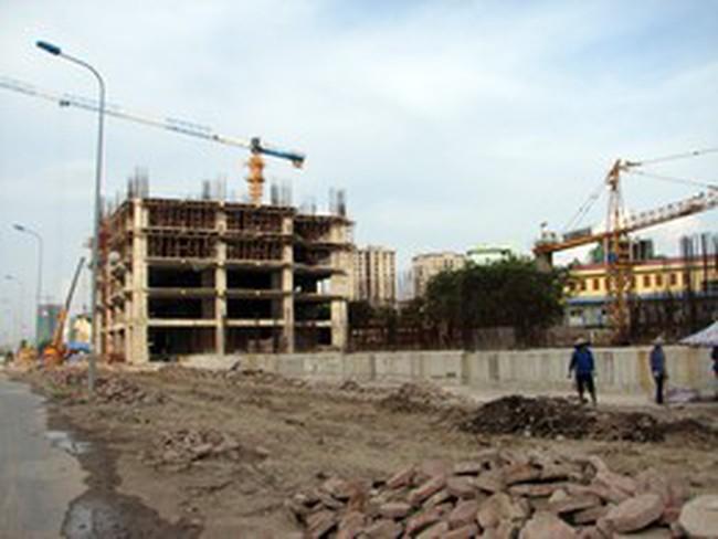 Thanh tra việc sử dụng đất dự án nhà ở tại Hà Nội và Tp.HCM
