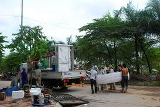 Huyện Từ Liêm: Cưỡng chế nhiều công trình xây dựng trái phép