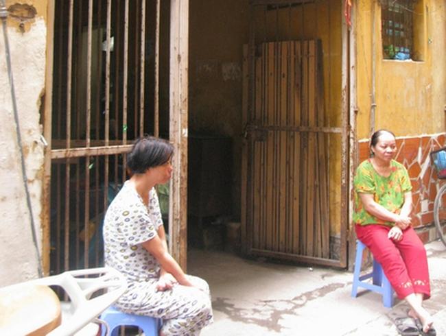 Hà Nội: Chung cư cũ vẫn giá trên trời