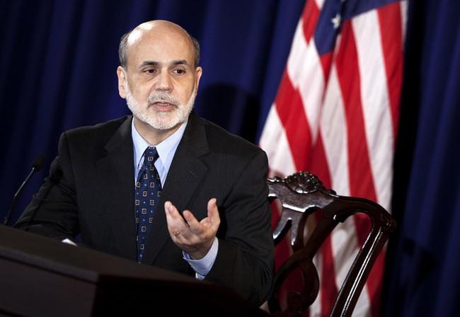 Fed không nói đến QE3