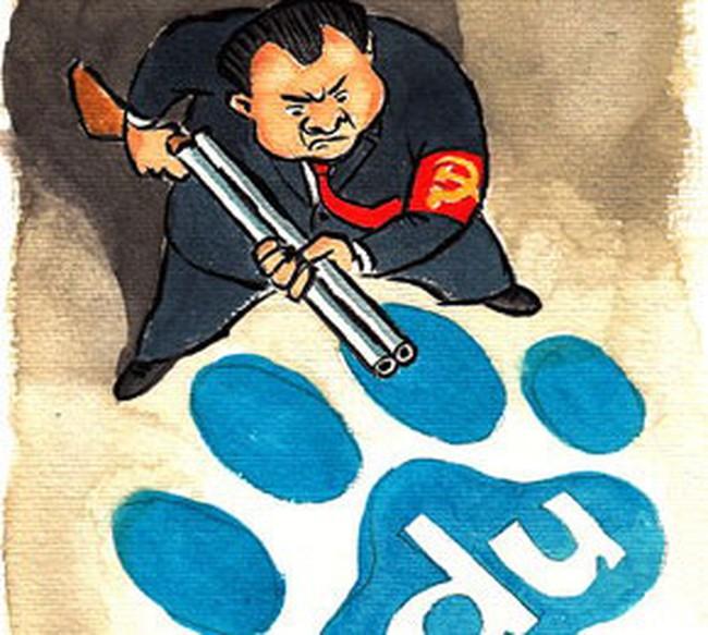 Đằng sau các cuộc tấn công vào công cụ tìm kiếm trực tuyến lớn nhất Trung Quốc