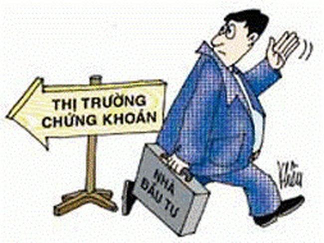 Ngao ngán cổ phiếu FDI