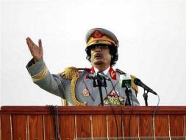 Đại tá Gadhafi bán hàng tấn vàng để cứu vãn tình thế?