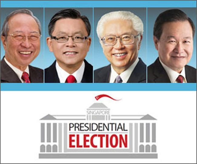 Singapore bầu cử Tổng thống
