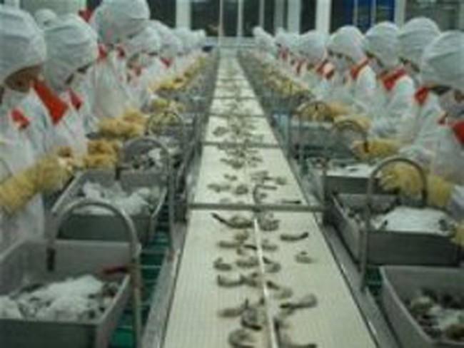 10 doanh nghiệp xuất khẩu tôm lớn nhất 7 tháng đầu năm