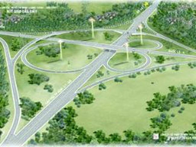 Năm 2013 đưa vào sử dụng đường cao tốc TPHCM - Long Thành - Dầu Giây