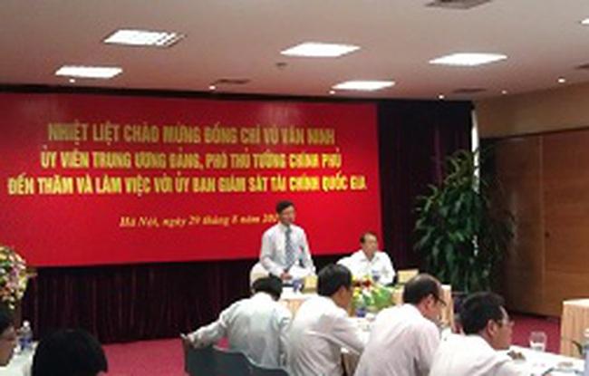 PTT Vũ Văn Ninh: Vị thế của UBGS phụ thuộc chủ yếu vào chất lượng phân tích, báo cáo của UB
