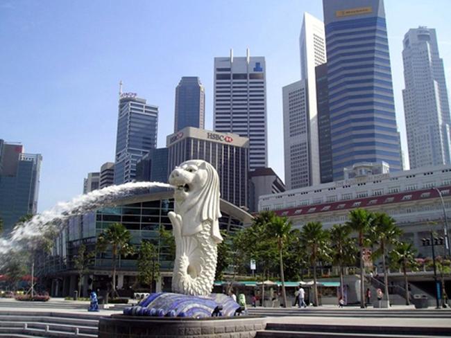 Kinh tế Singapore sẽ chịu tác động nặng nề nếu kinh tế Mỹ suy thoái