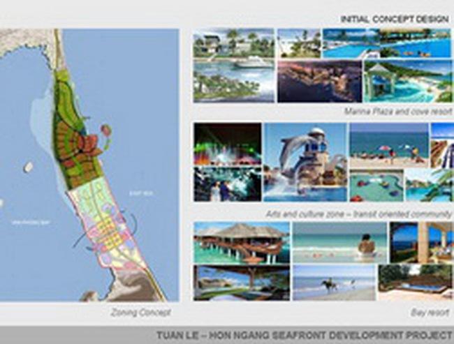 HUD đầu tư Khu đô thị 170 ha tại Khánh Hòa