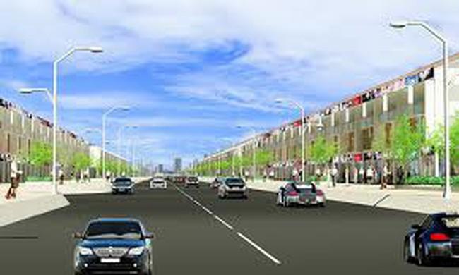 Chào bán 100 nền đất dự án The IJC Commercial tại Bình Dương