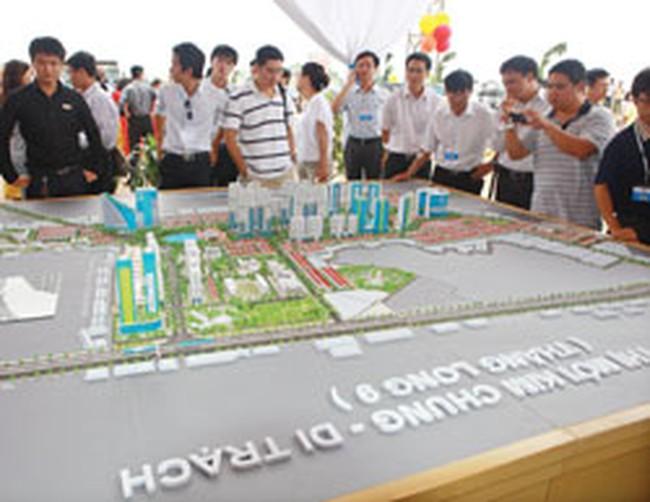 """Bất động sản Hà Nội: Phân khúc """"vàng"""" khi thị trường ế ẩm"""