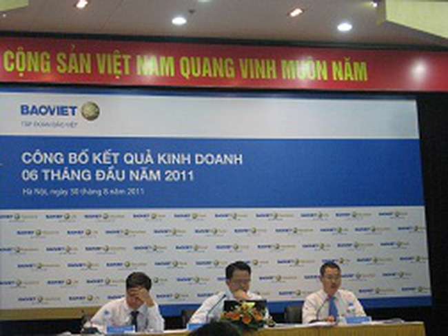 BVH: 7 tháng công ty mẹ ước đạt 497 tỷ LNST, hoàn thành 52% kế hoạch năm