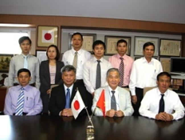 Công ty Nhật muốn chuyển công nghệ CAS cho VN