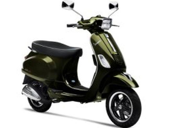 Piaggio Việt Nam có thêm 3 màu xe mới