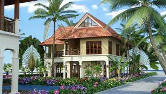 Giá biệt thự Đà Nẵng cao nhất 94 triệu đồng/m2
