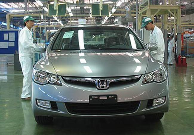 Không có chuyện truy thu 3.340 tỉ đồng đối với Honda VN
