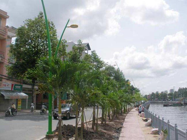 TPHCM khởi công đường Bình Tiên