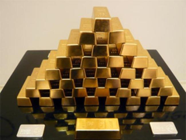 SPDR mua vào 1,51 tấn vàng