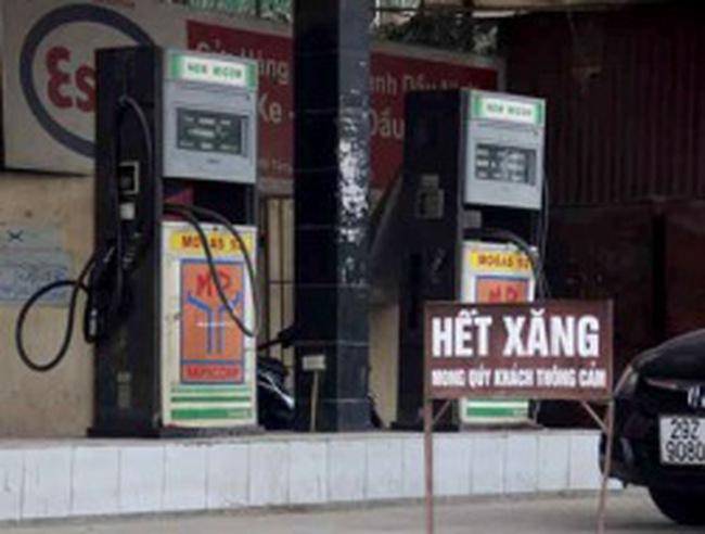 Cửa hàng xăng dầu không đạt chuẩn ở Hà Nội ngừng bán