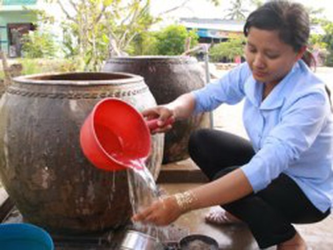 Từ 1/1/2012: Giá nước sạch tăng thêm 10%