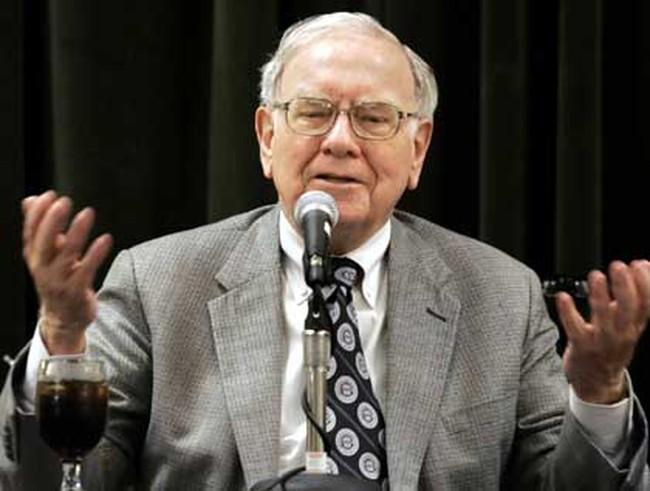 """""""Tích tiểu thành đại"""" để giàu có như Warren Buffett"""