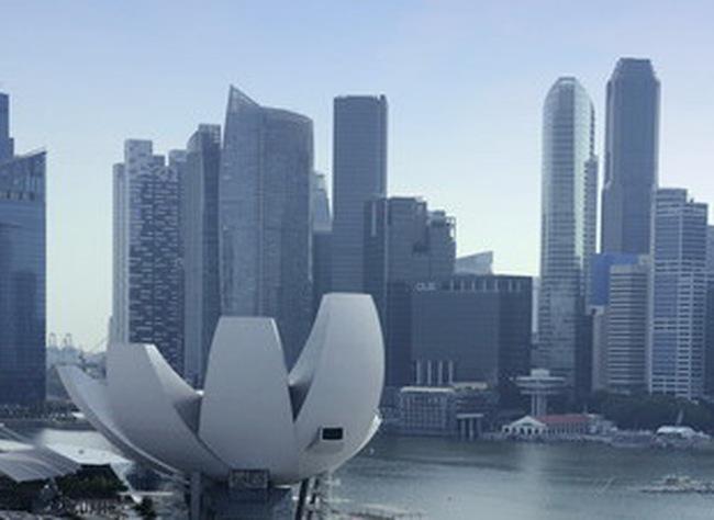 Tăng trưởng kinh tế Singapore sụt giảm mạnh