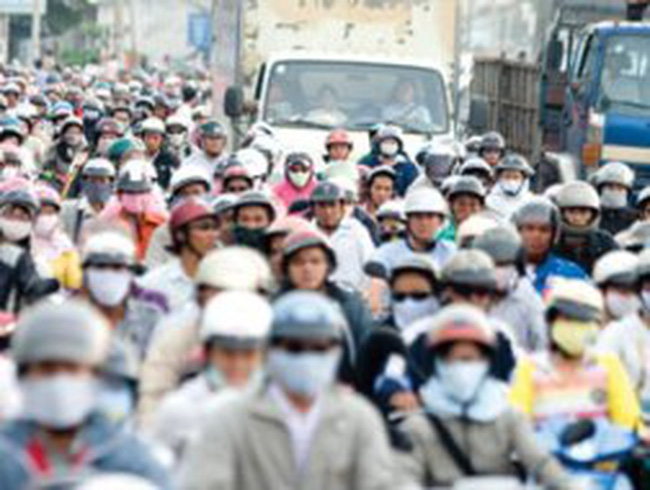 """Giao thông 2012: """"Tấn công"""" điểm nghẽn hạ tầng"""