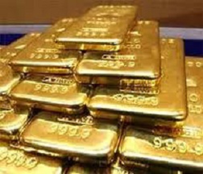 Nhập khẩu vàng có thể đạt 2,5 tỷ USD trong năm 2012