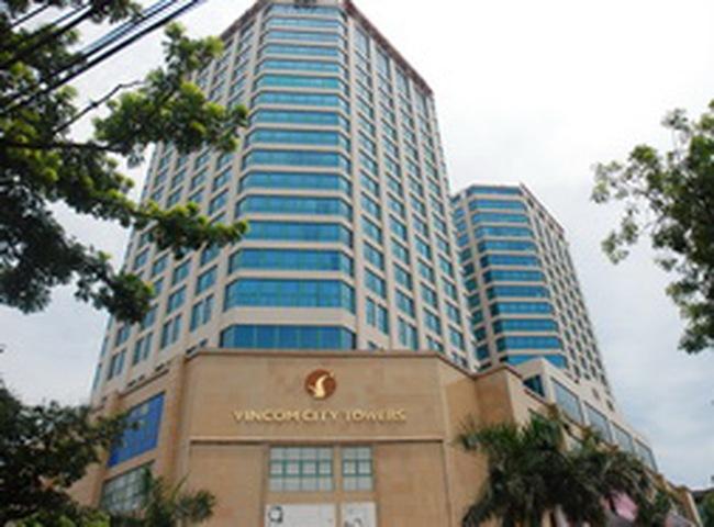Vincom sẽ hoàn tất bàn giao tháp B Vincom Hà Nội cho Techcombank vào tháng 3/2012
