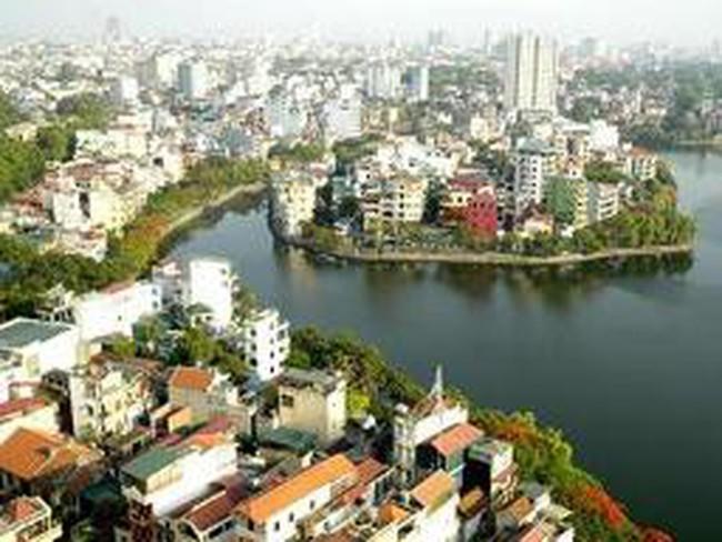 Duyệt quy hoạch các phân khu đô thị Hà Nội