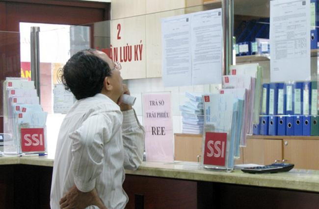 SSI chiếm thị phần môi giới áp đảo tại HoSE