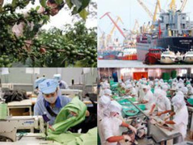 Bức tranh xuất khẩu: Vượt trội và những cảnh báo