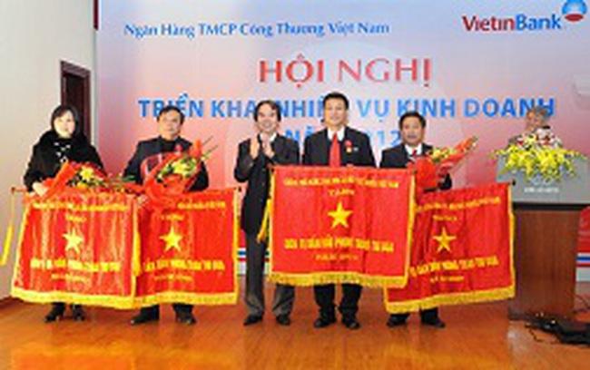 Vietinbank đặt kế hoạch lợi nhuận 2012 tăng 20% so với 2011