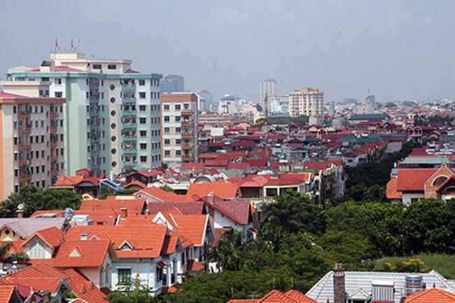 Nhà đất Hà Nội năm 2012 sẽ tiếp tục xu hướng giảm giá