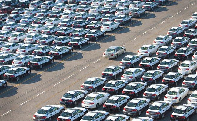 Năm 2011, doanh số bán ô tô tại Mỹ lên cao nhất từ khủng hoảng tài chính toàn cầu