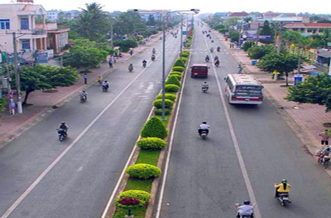 Duyệt điều chỉnh 1/500 khu dân cư dịch vụ 30ha tại Vĩnh Long