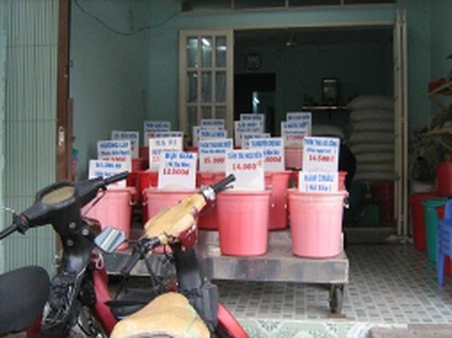 Giáp Tết, loạn thị trường gạo đặc sản