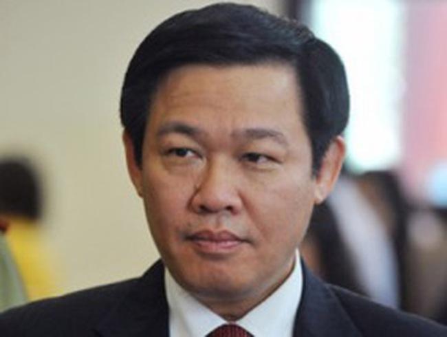 Bộ trưởng Vương Đình Huệ: 'Năm 2012 không để xảy ra các cơn sốt giá'