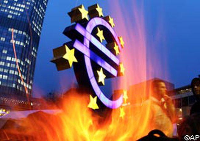 Thất nghiệp tại khu vực đồng tiền chung châu Âu lên cao kỷ lục
