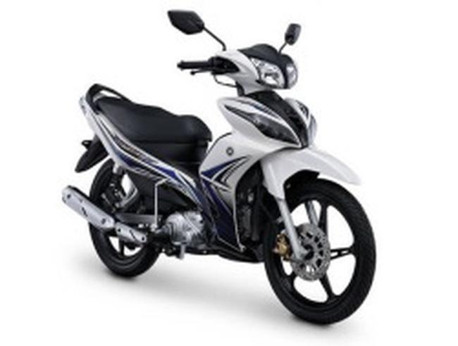 Yamaha ra mắt Jupiter Z White mới